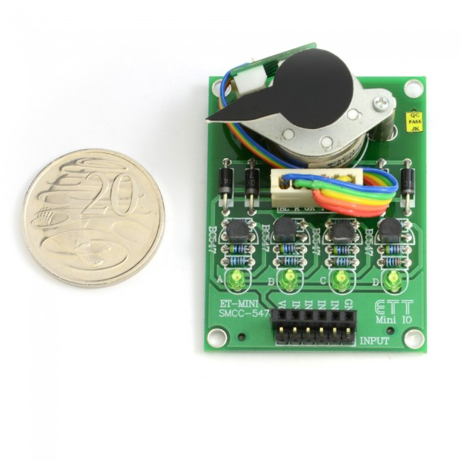 Stepper Motor Mini Board CE05280  (Image 1)