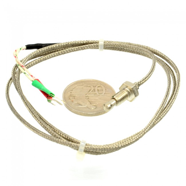 K Type Thermocouple Temperature Sensor Probe 1M (DC-SS011) 017-RMB-SM17111 Sure Electronics Australia (Image 1)