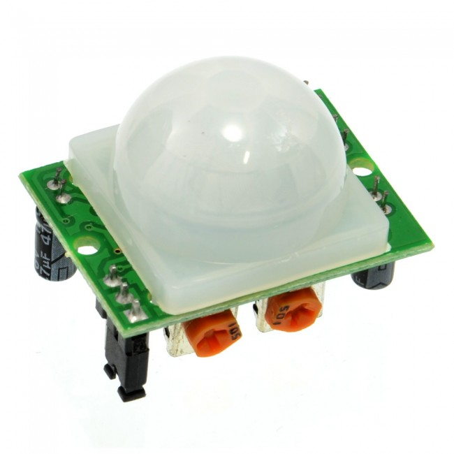 Pyroelectric Infrared PIR Motion Sensor Detector 017-MB-SM12116 Sure Electronics Australia (Feature image)