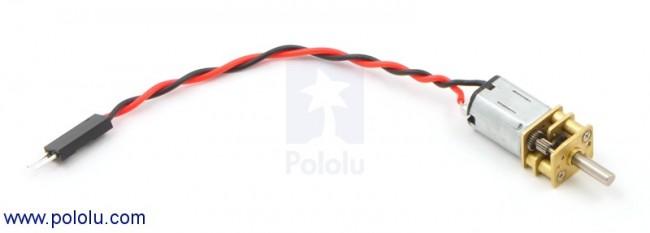"Wires with Pre-crimped Terminals 5-Pack M-F 24"" Brown POLOLU-1881 Pololu Australia - Express Delivery Australia Wide (Image 5)"