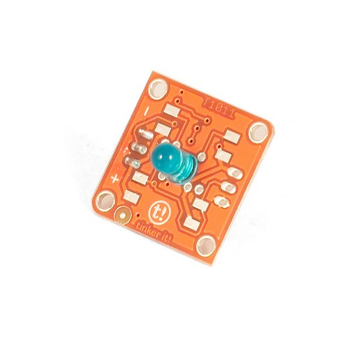 TinkerKit Blue Led [5mm] T010111 Arduino Australia (Feature image)