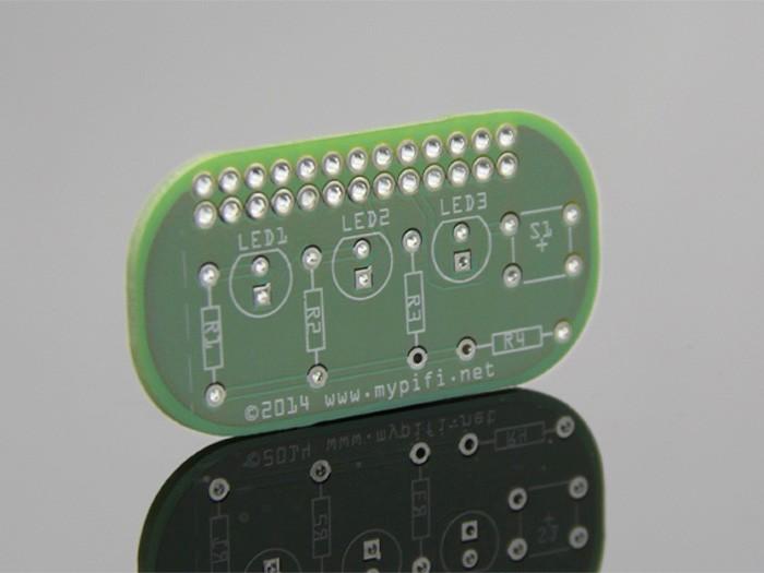 MyPiFi LED Board (Seeed Studio)  SS104990158 Seeed Studio Australia (Feature image)