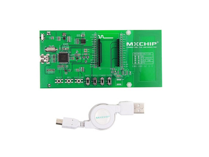 EMB-WICED-S EMW3162 Development Board for WICED (Seeed Studio)  SS114990203 Seeed Studio Australia (Feature image)