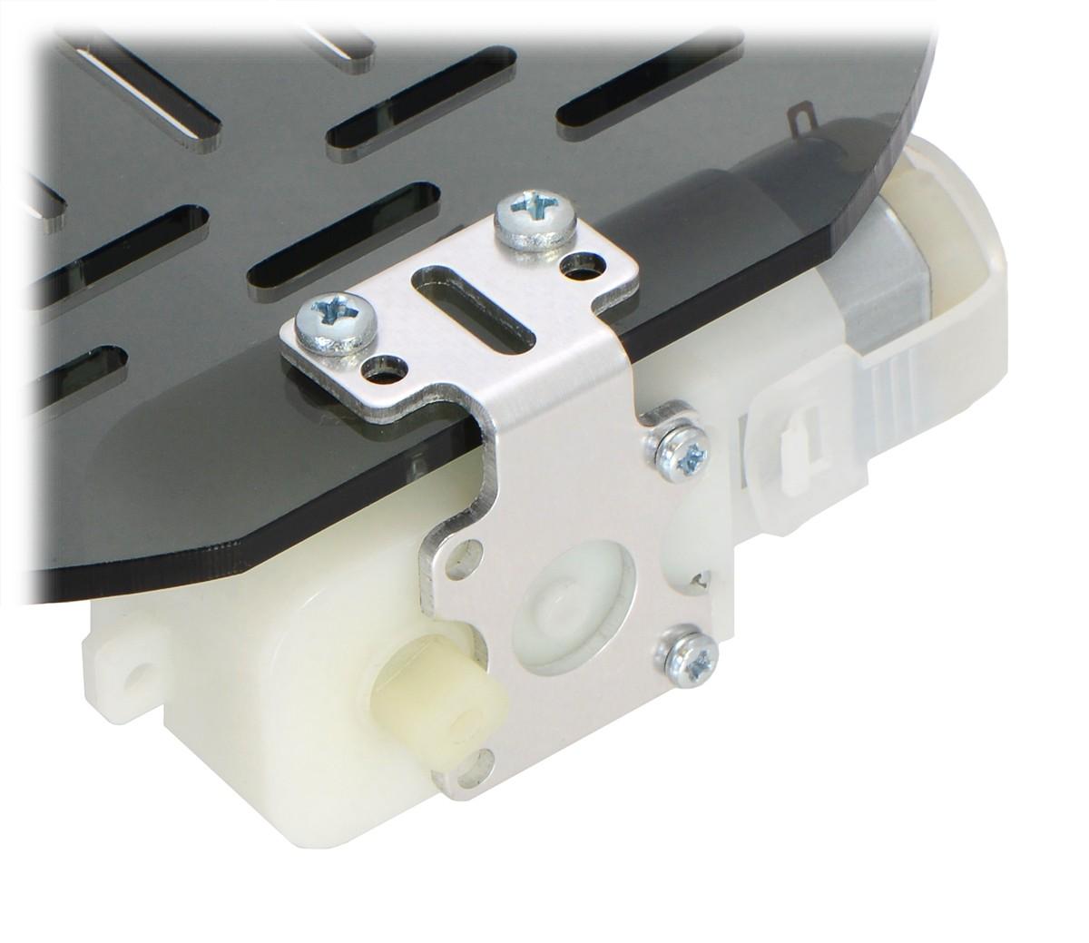 120:1 Plastic Gearmotor, 90° Output POLOLU-1121 Pololu Australia - Express Delivery Australia Wide (Image 7)