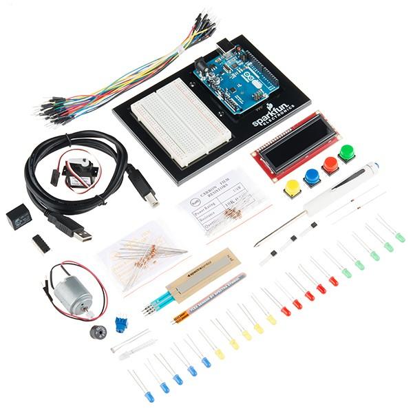 Sparkfun inventors kit for arduino uno v australia