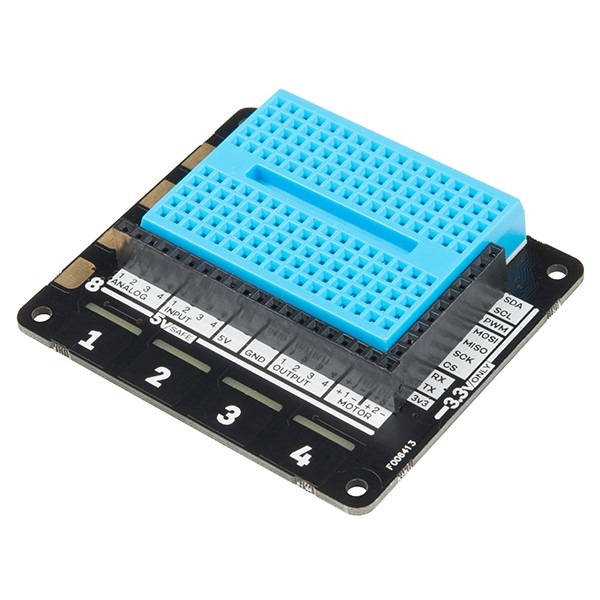 Pimoroni Explorer HAT Pro DEV-14039 Sparkfun Australia - Express Delivery Australia Wide (Feature image)