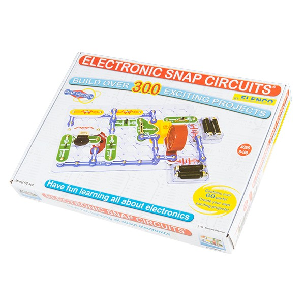 Snap Circuits - 300 Experiments CE04844 Snap Circuits Australia (Feature image)