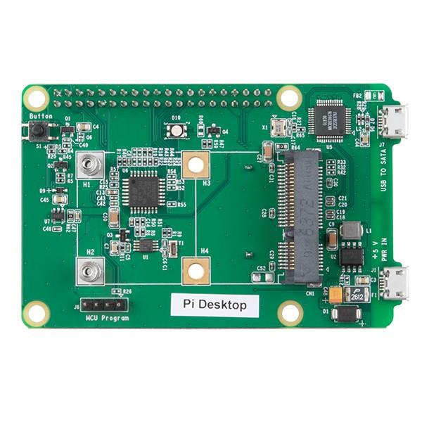 Pi Desktop DEV-14354 Sparkfun Australia - Express Delivery Australia Wide (Image 3)