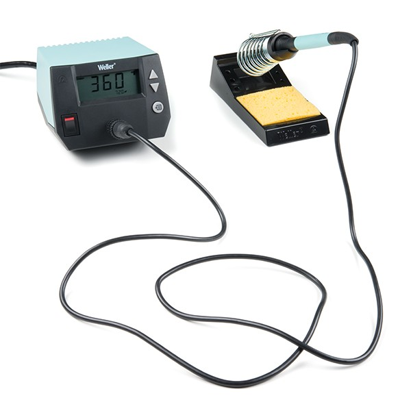 Weller WE1010 Digital Soldering Station CE04993 (Feature image)