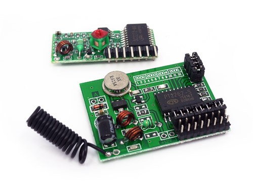 315Mhz RF link kits - with encoder and decoder (Seeed Studio)  SS113060001 Seeed Studio Australia (Feature image)