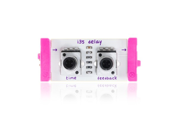 littleBits Delay LBH088 Littlebits in Australia - Express Delivery Australia Wide (Feature image)