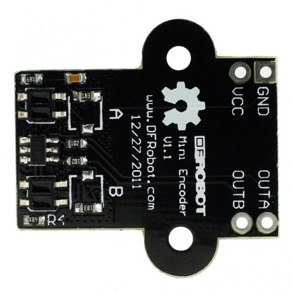 MiniQ Robot chassis Encoder SEN0116 DFRobot Australia - Express Post Australia Wide (Image 4)