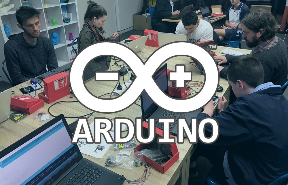 Arduino Beginners Workshop WKS-AR1 Core Electronics Australia (Feature image)