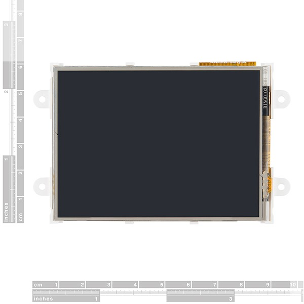 """Arduino Display Module - 3.2"""" Touchscreen LCD LCD-11741 Sparkfun Australia - Express Delivery Australia Wide (Image 2)"""