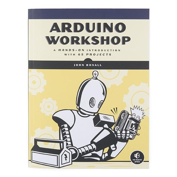 Arduino Workshop BOK-11932 Sparkfun Australia - Express Delivery Australia Wide (Image 2)