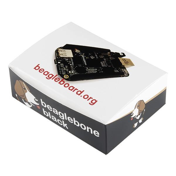 Beaglebone Black - Rev C DEV-12857 BeagleBone In Australia (Image 4)