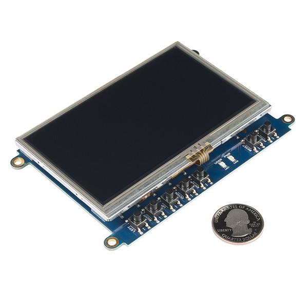 """Beaglebone Black Cape - LCD (4.3"""") DEV-12085 BeagleBone In Australia (Image 5)"""