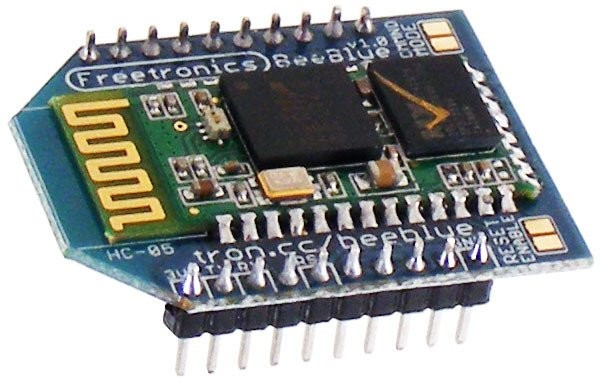 Freetronics BeeBlue Bluetooth Serial Module CE04512 Freetronics Australia (Feature image)