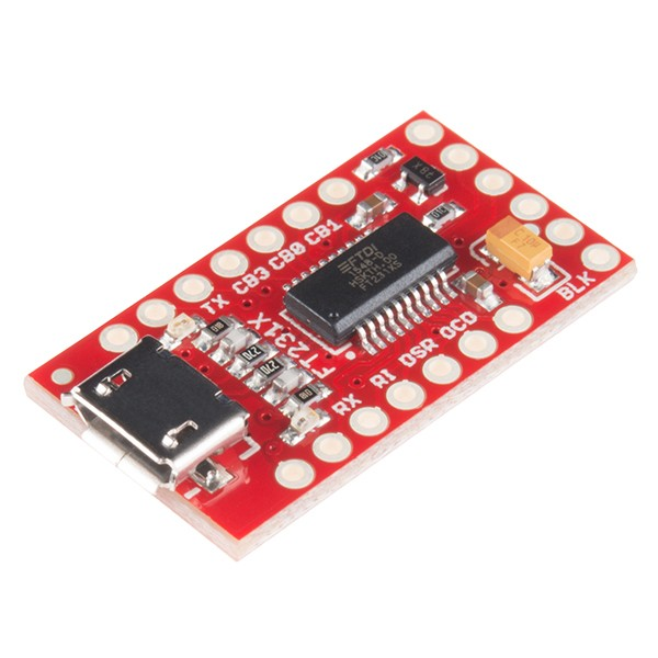 SparkFun FT231X Breakout BOB-13263 Sparkfun Australia - Express Delivery Australia Wide (Feature image)
