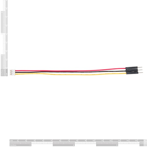 JST to Breadboard Jumper (3-pin) CAB-13685 Sparkfun Australia - Express Delivery Australia Wide (Image 5)