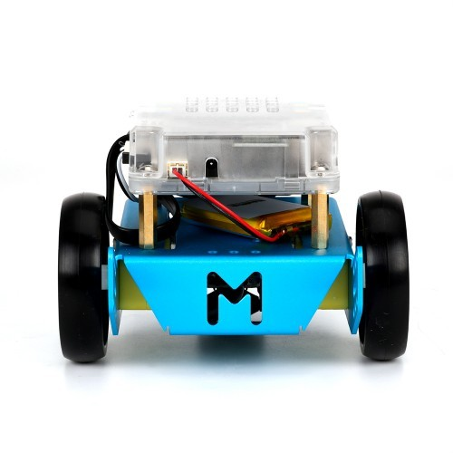 Makeblock MBot V1.1- Blue (2.4G Wireless Version) CE04640 Makeblock Australia (Image 4)