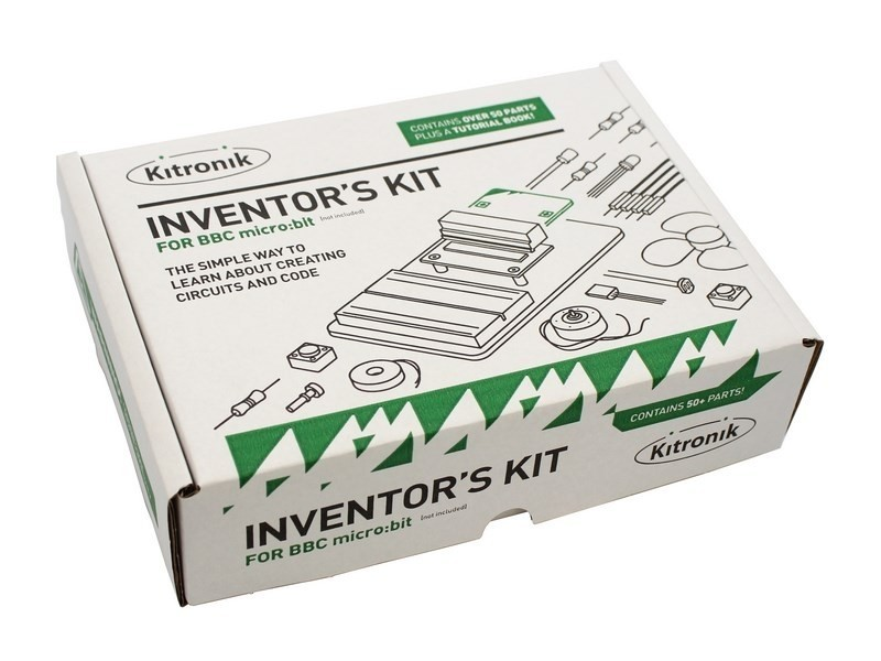 Kitronik Inventor's Kit for the BBC micro:bit CE04828 Kitronik Australia (Feature image)