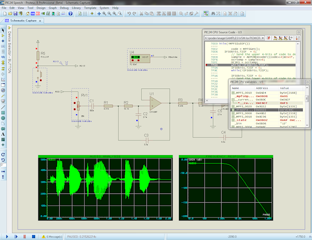 Proteus Simulation and PCB Design Software PROTEUS Labcenter Electronics in Australia (Image 2)