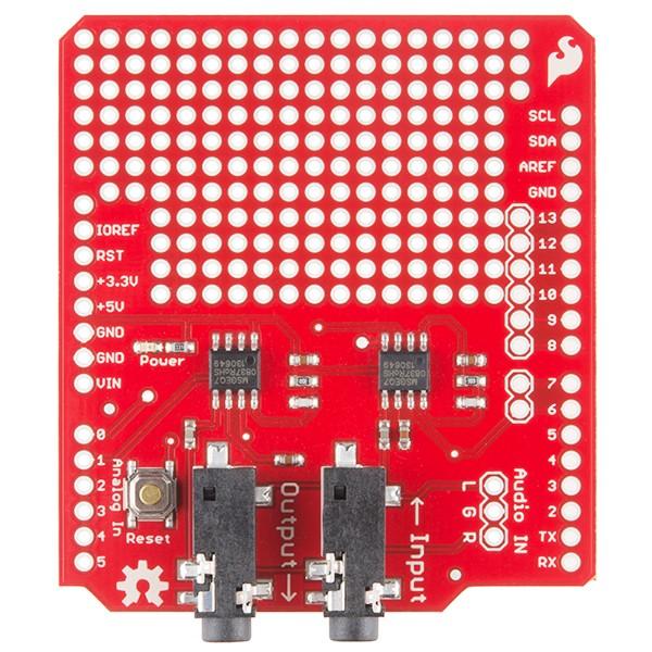 Spectrum Shield DEV-13116 Sparkfun Australia (Image 1)