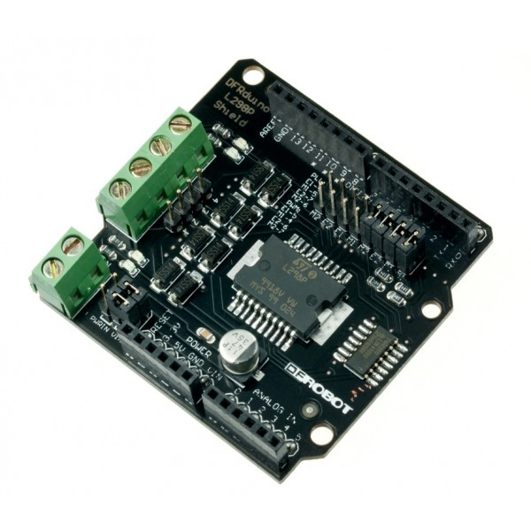 2A Motor Shield For Arduino DRI0009 DFRobot Australia - Express Post Australia Wide (Feature image)