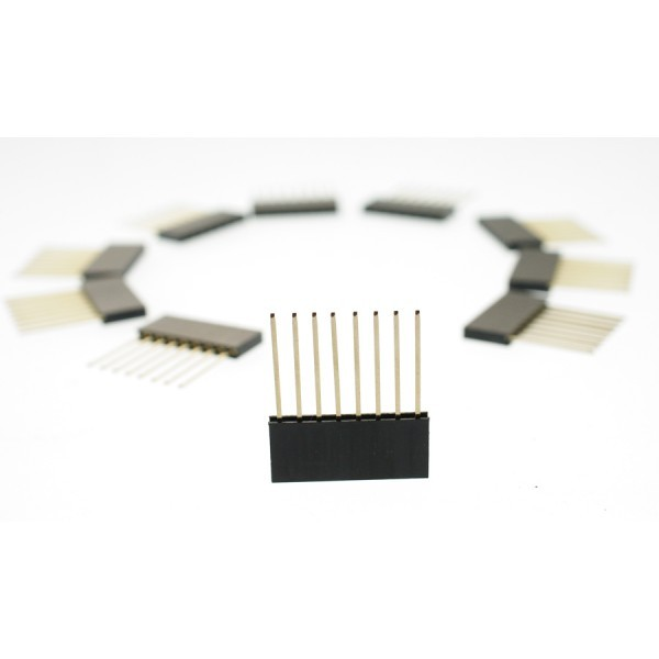 Stackable Header - 8 Pin (Extended) FIT0165 DFRobot Australia (Image 5)