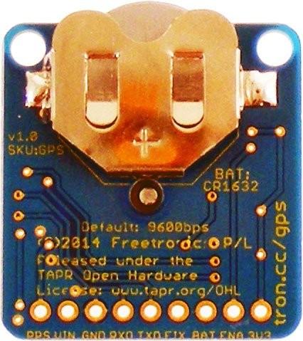 Freetronics GPS Module CE04513 Freetronics Australia (Image 3)