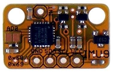 Freetronics 9-DOF IMU: Accelerometer, gyroscope, magnetometer CE04515 Freetronics Australia (Feature image)