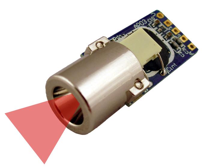 Freetronics IR Temperature Sensor Module CE04550 Freetronics Australia (Feature image)
