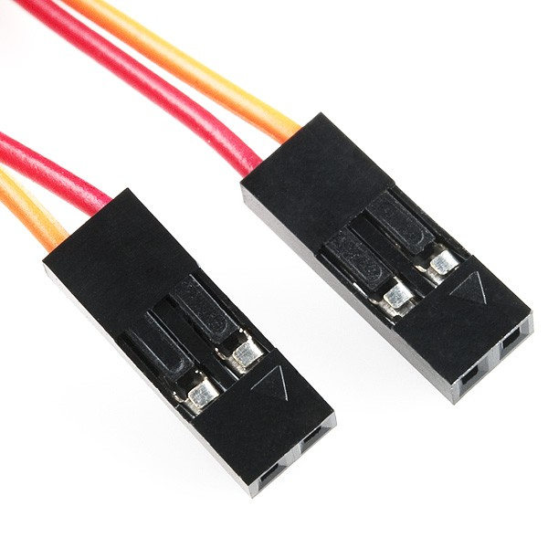 "Jumper Wire - 0.1"", 2-pin, 6"" PRT-10367 Sparkfun Australia - Express Delivery Australia Wide (Image 2)"