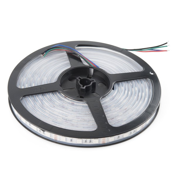 LED RGB Strip - Sealed (5M) COM-12024 Sparkfun Australia - Express Delivery Australia Wide (Feature image)