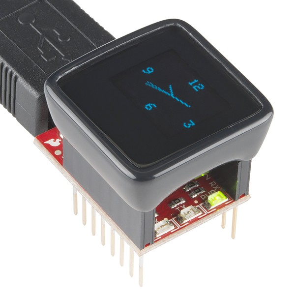 MicroView - USB Programmer DEV-12924 Sparkfun Australia - Express Delivery Australia Wide (Image 3)
