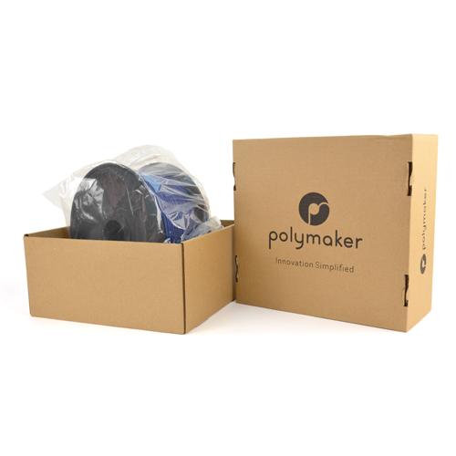 Polylite True Blue PLA Filament 1KG 3mm CE04664 Polymaker Australia (Image 5)