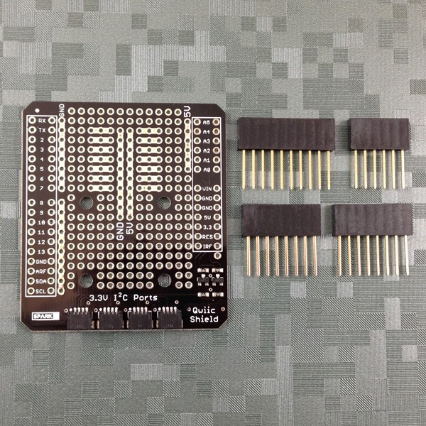 Qwiic Shield for Arduino SPX-14286 Sparkfun Australia - Express Delivery Australia Wide (Image 3)