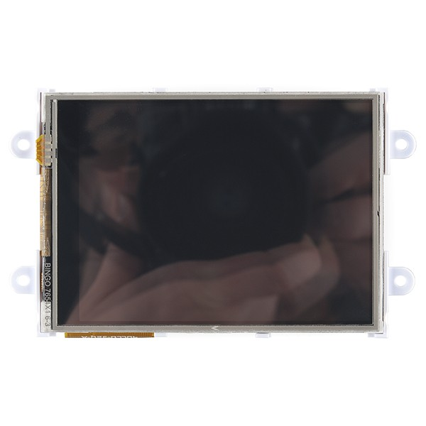 """Raspberry Pi Display Module - 3.2"""" Touchscreen LCD LCD-11743 Sparkfun Australia - Express Delivery Australia Wide (Image 3)"""