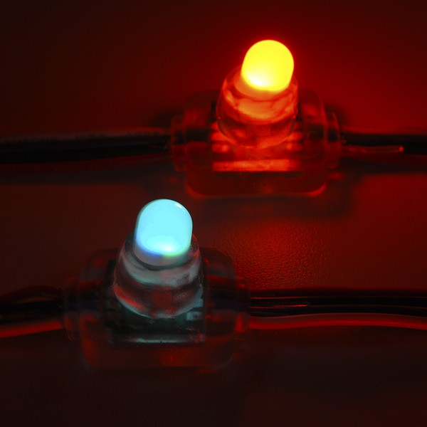 RGB LED Chain - 20 LED Addressable COM-11020 Sparkfun Australia - Express Delivery Australia Wide (Image 4)