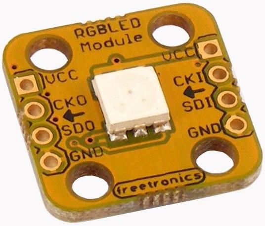 Freetronics Full Colour RGB LED Module CE04531 Freetronics Australia (Feature image)