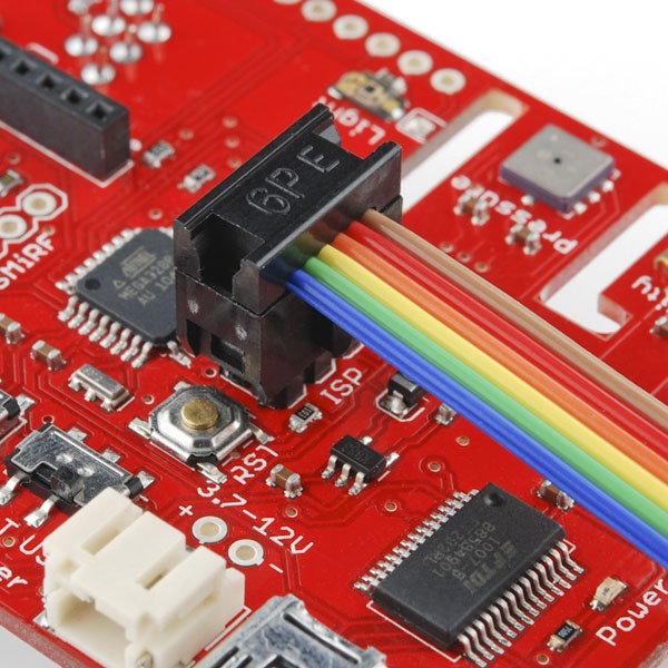 Ribbon Cable - 6 wire (15ft) CAB-10646 Sparkfun Australia - Express Delivery Australia Wide (Image 3)