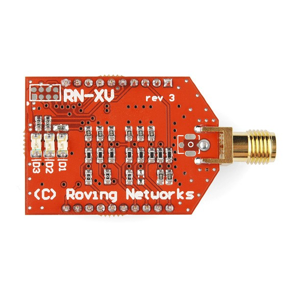 RN-XV WiFly Module - RP-SMA Connector WRL-11047 Sparkfun Australia - Express Delivery Australia Wide (Image 2)