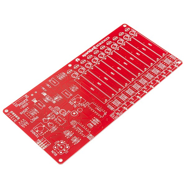 SparkPunk Sequencer Kit KIT-12707 Sparkfun Australia - Express Delivery Australia Wide (Image 4)