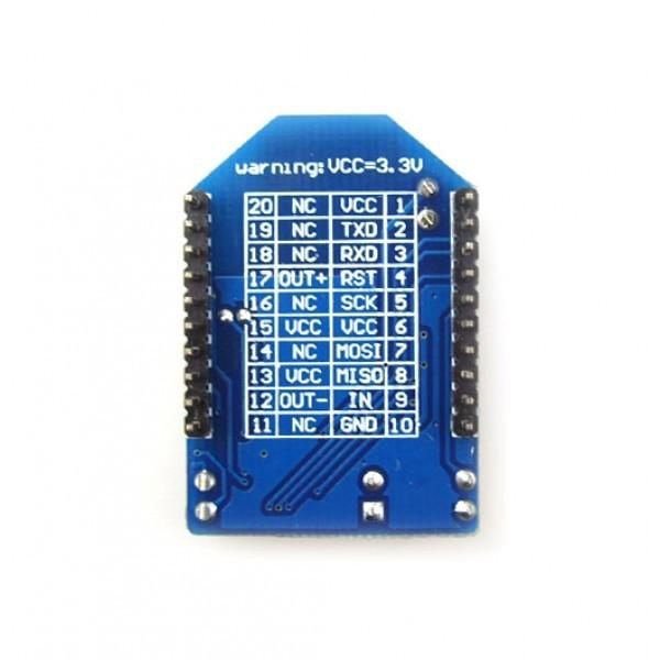 Wireless Programming Module For Arduino TEL0037 DFRobot Australia - Express Post Australia Wide (Image 3)