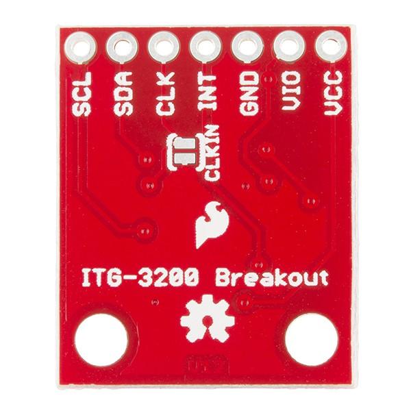 Triple-Axis Digital-Output Gyro Breakout - ITG-3200 SEN-11977 Sparkfun Australia - Express Delivery Australia Wide (Image 3)