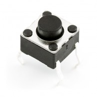 Mini Push Button Switch COM-00097 Sparkfun Australia