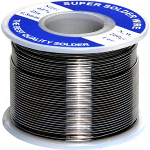 0.5mm 200gm Roll 60/40 Leaded Solder AT1090 Core Electronics Products - In Stock - In Australia