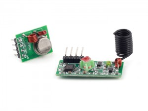 433Mhz RF link kit (Seeed Studio) SS113990010 Seeed Studio Products - In Stock - In Australia