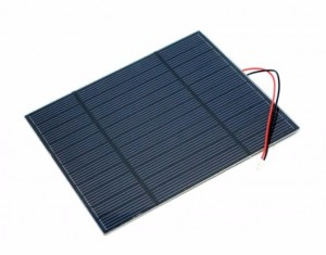3W Solar Panel 138X160 (Seeed Studio)  SS313070001 Seeed Studio Products - In Stock - In Australia